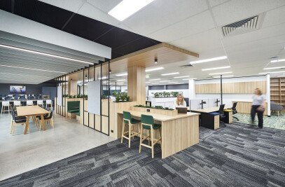 Schaeffler Australia Sydney Office Fit Out
