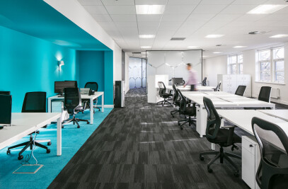 Blue Prism Office Design and Build Project