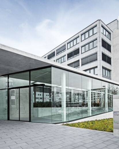 Corporate Center Of GFT AG