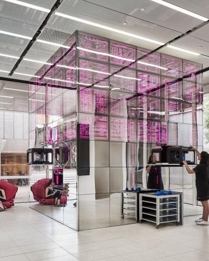 NexT Lab: New Experimental Technology Lab