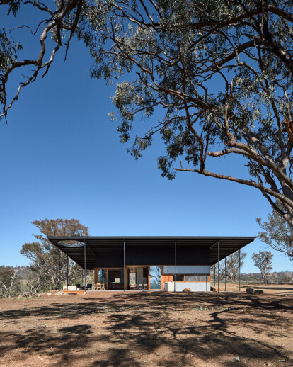 Upside Down Akubra House