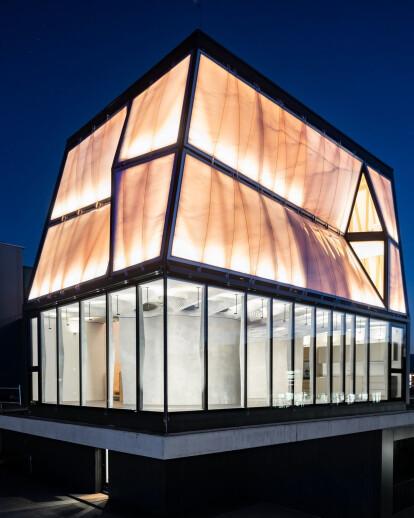 Digitally built house erected in Switzerland