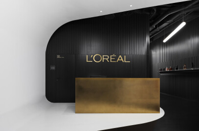 L'ORÉAL Moscow Office