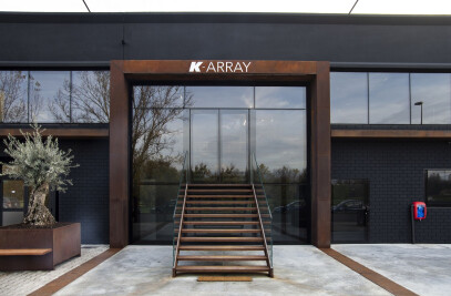 The K-array headquarters