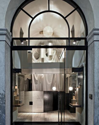 Montenapoleone Lounge