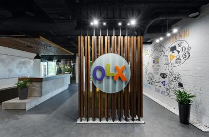 OLX Office Interior Design