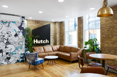 Hutch Workplace