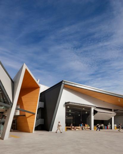 Victoria University Sunshine Construction Futures