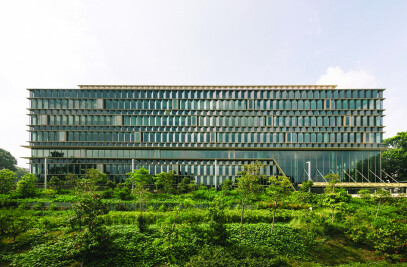 5 Science Park Drive Flagship Building