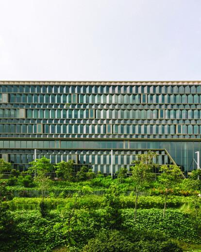 5 Science Park Drive Flagship Building