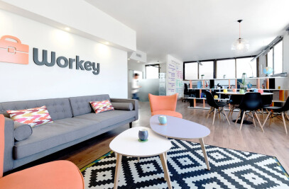 Workey Offices – Tel Aviv