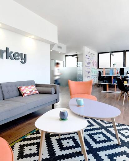 Workey Offices – Tel Aviv