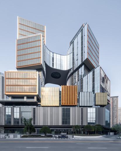 Huayuan Yunxi - Changsha Hua Centre Phase II