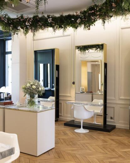 Private hairdresser