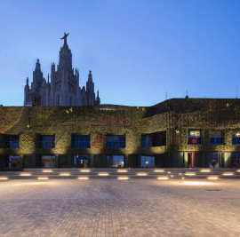 Tibidabo Welcom Square