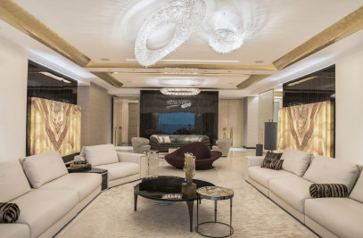 Luxurious Apartment in India