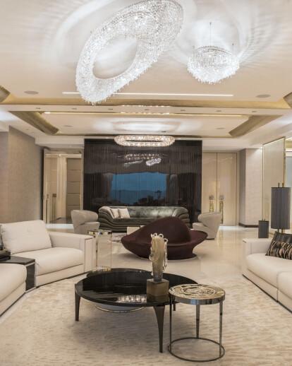 Luxurious Apartment in India