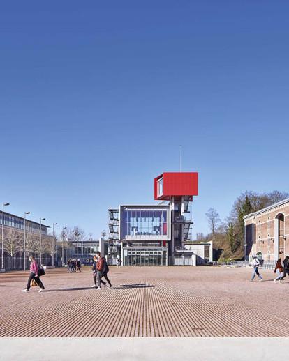 Citadel University Campus