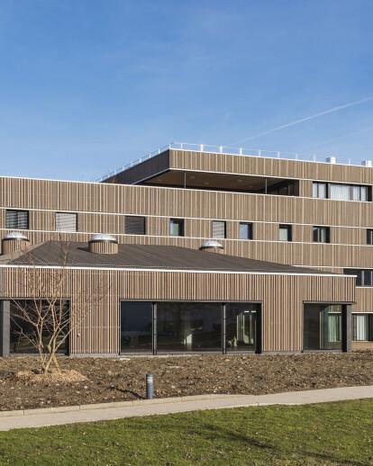 Senior facility, Aigues-Vertes Senior