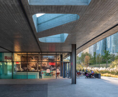 Nevería Roxy Santa Fe - Germán Velasco Arquitectos