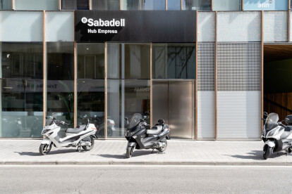 Banc Sabadell Company HUB in Valencia, Spain