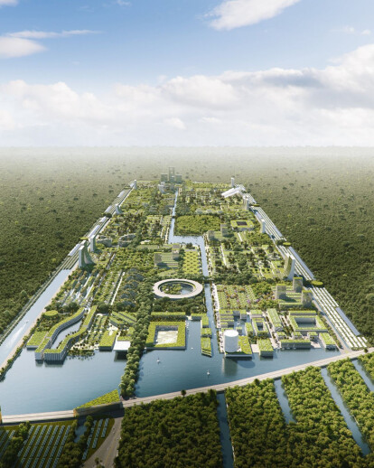 The firstSmart Forest City