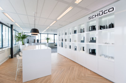 a new office for Schüco Nederland B.V.