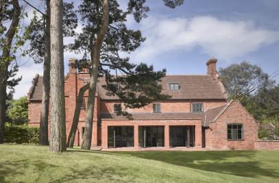Suffolk Farm House