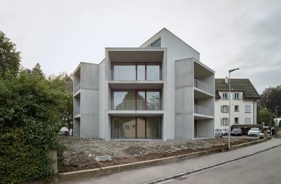 Apartment building in Aarau