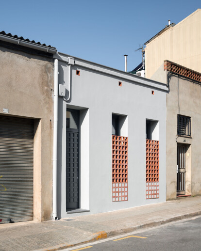 Single Family House Renovation Montcada