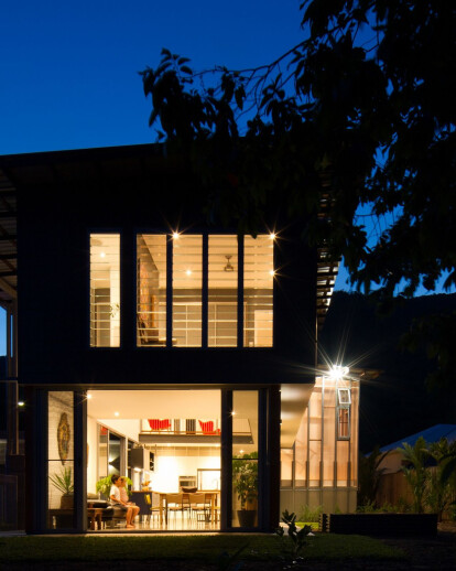 Big Small House