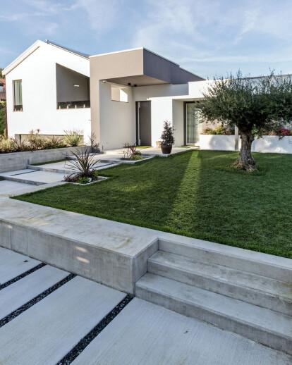 Private NZEB villa