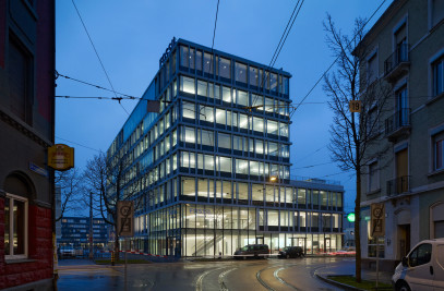 European Headquarters of Fossil Group Europe