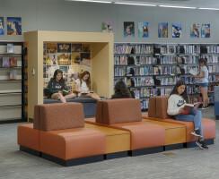 Palo Alto High School Library Renovation
