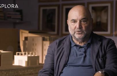 ArchiTALKS Pietro Carlo Pellegrini