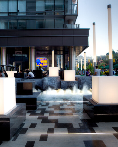 The Plaza at The Pinnacle on Adelaide