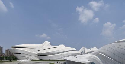 Changsha Meixihu Int. Culture & Arts Centre