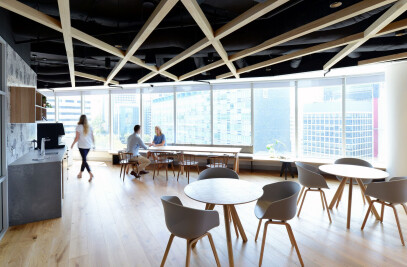 Ardent Leisure Offices - Sydney