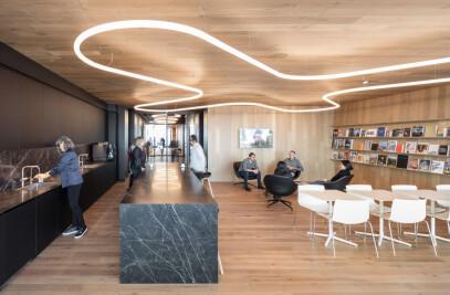 KPMB Architects Office