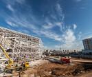 Under construction. November 2019