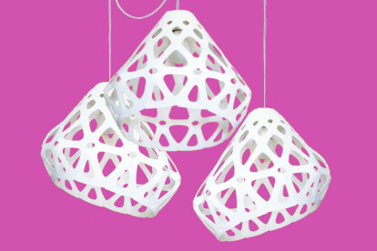 ZAHA LIGHT chandelier
