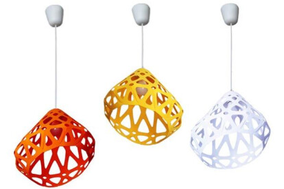 ZAHA LIGHT 3 pendant lights set
