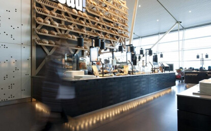 Schiphol Airport Lounge | Bread