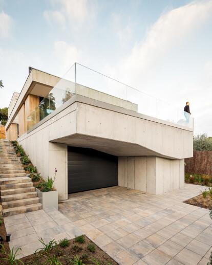 Casa Eucaliptus