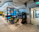 A modern office design with open pantry and games spaces - Azqore by Space Matrix - 2