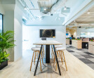 Biophilia and greenery in the best office interior design - Azqore by Space Matrix - 1