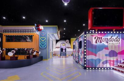 Mondodo Kids Town Jiaxing Store