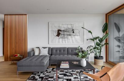 Irwin Caplan's Midcentury Home Remodeled
