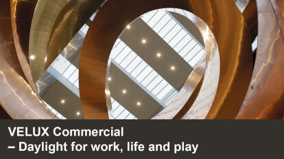 VELUX Commercial | Daylight for work, life and play