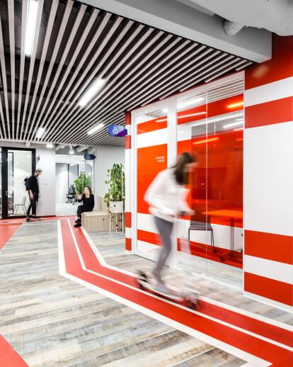 Nordea Scandinavia Office in Gdynia